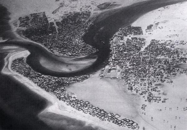 Dubai in 1951