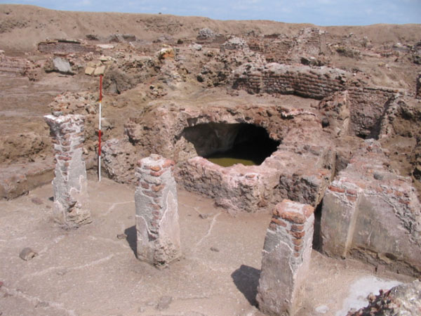 Cisterns of early